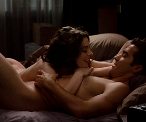 anne hathaway nude